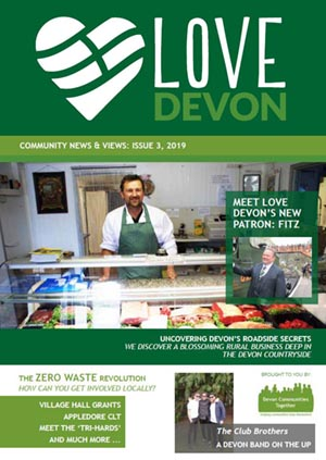 LOVE Devon magazine - 2019