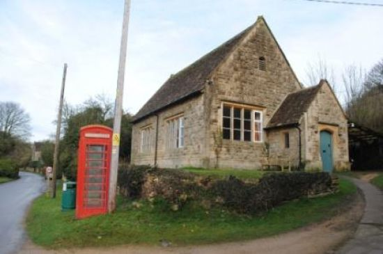 Whittington Village Hall Outside