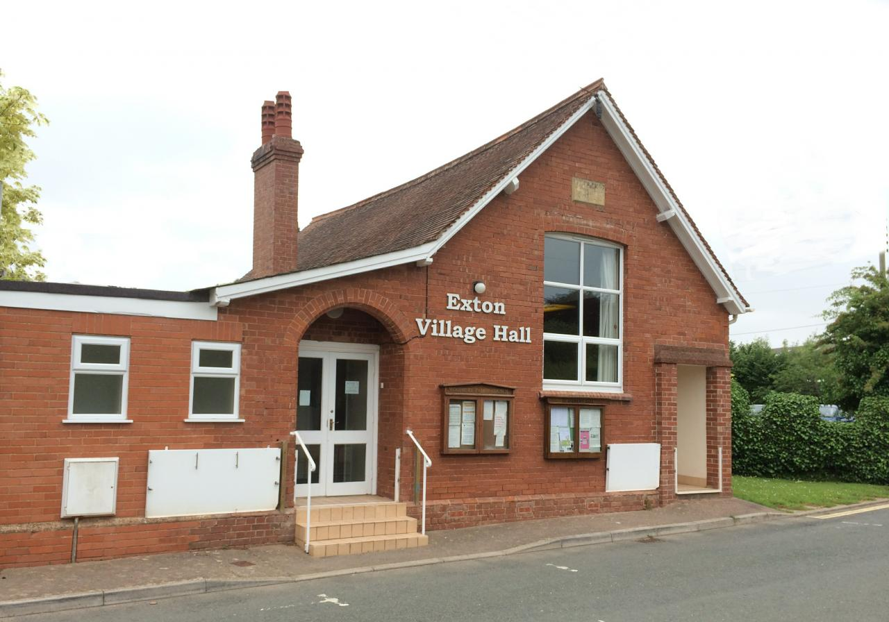 Exton Village Hall Devon