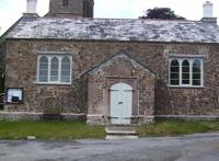 Bratton Clovelly School Room