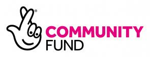 National Lottery COmmunities Fund logo