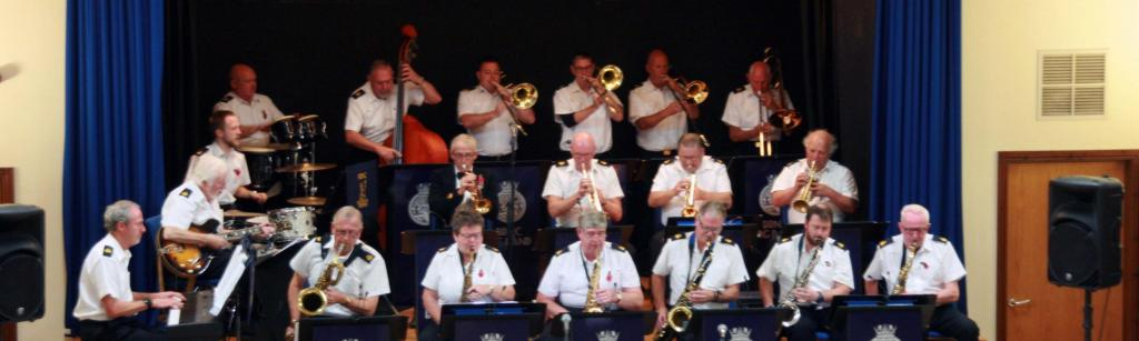 BRNC Big Band in Concert November 2019