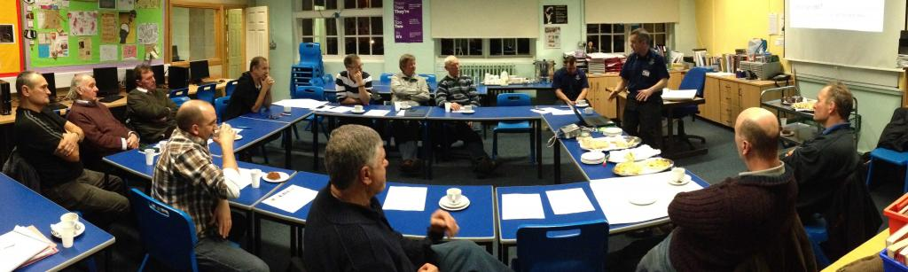 Braunton and Ilfracombe Flood Warden Training