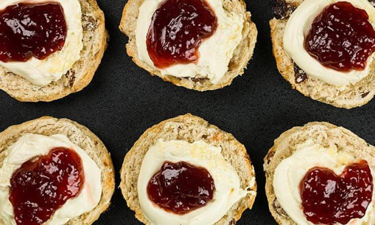 Cream Tea photo