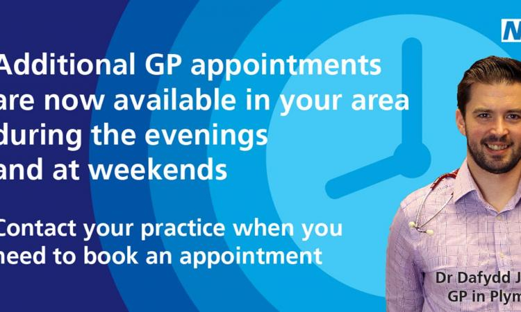 NHS winter GP ad