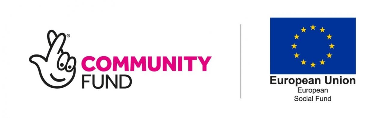 Building Better Opportunities Logo (National Lottery Community Fund & European Social Fund)