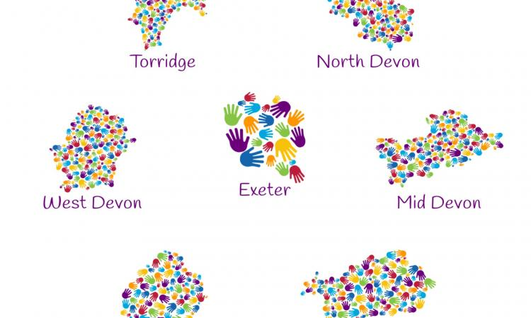 Devon Community Maps